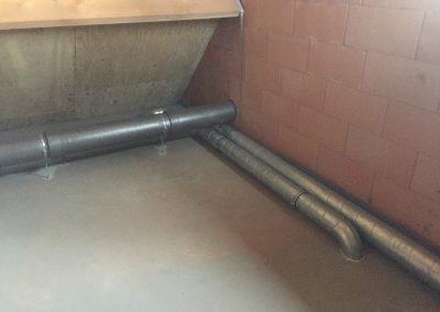 ventilatie kanalen